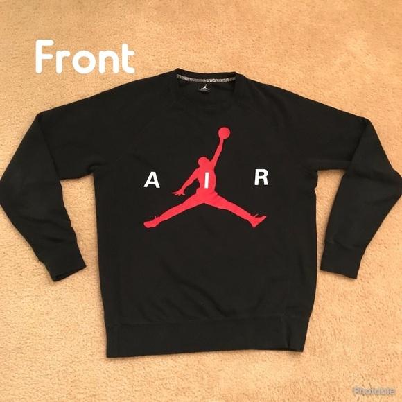 Sweatshirt Nike Air Jordan Shirts Poshmark vg6qwXwpxa